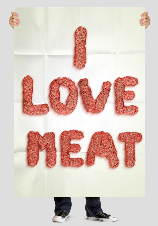 I lovie Meat