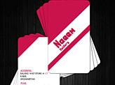 Naeem Haidary's Business Card