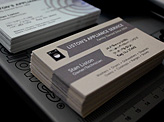 Stan Liston Business Cards