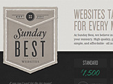 Sunday Best Designs