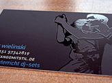 Tango Business Card