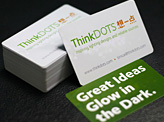 Glow in the Dark BusinessCards