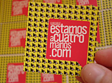 Spanish Business Card
