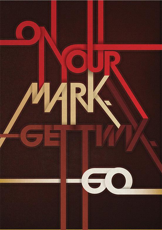 On Our Mark Gettwk Go