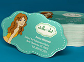 Stella and Dot Business Cards