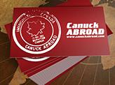 Canuck businesscard