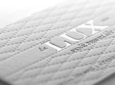 Lux Fine Jewelry Business Card