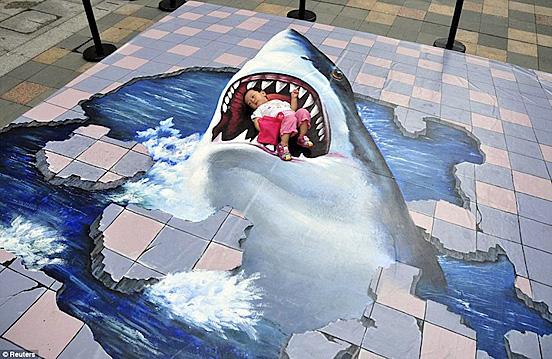 3D Shark Attack
