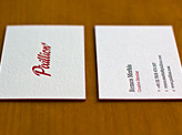 Pixillion Business Card