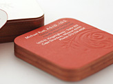 Rust And Martin Custom Business Cards