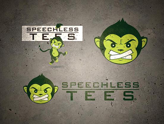 Speechless Tees