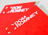 Dom Romney Business Card