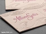 Allison Suter Business Cards