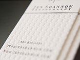 Jen Shannon Cotton Card