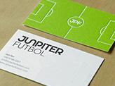 Junpiter Futbol Card