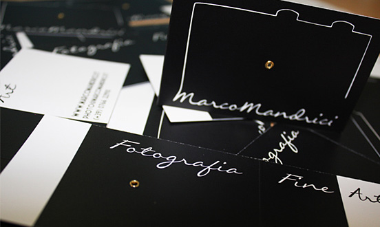 Marco Mandrici Businesscard