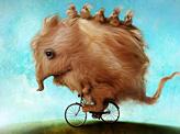 Monster Daddys New Bike