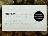Andrew Sithimorada Businesscard