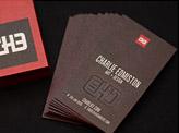 Charlie Edmiston Business Card