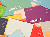 Color Guide Business Cards