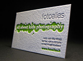 Fotoalias Business Cards