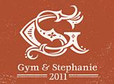 Gym and Stephanie