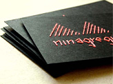 Nina Gregier Business Card