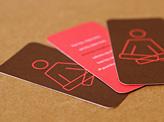 Yogagurl Business Cards