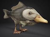 Duckbill Fish