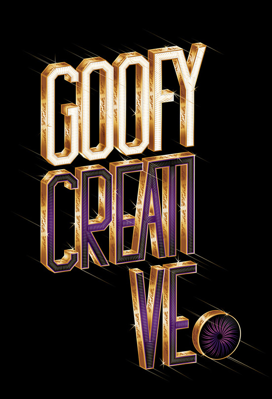 GOOFY x type treatments