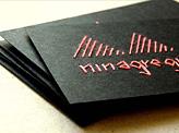 Handmade Thread Card