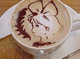Latte Art Kiki