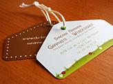 Sandrine Abraham Business Card