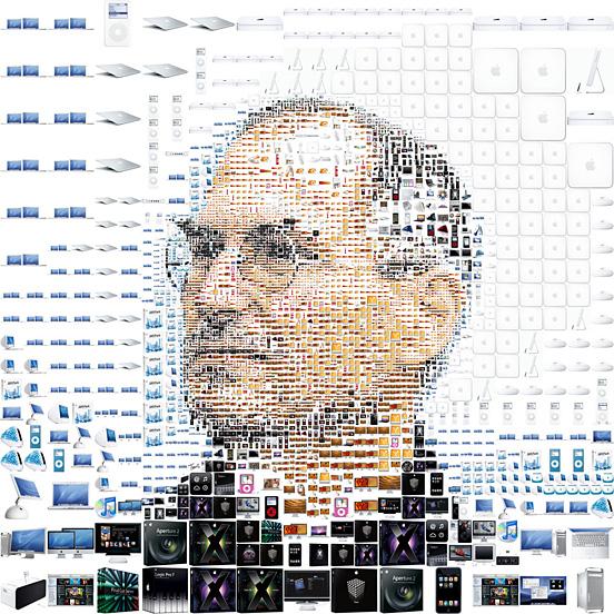 Steve Jobs Potrait