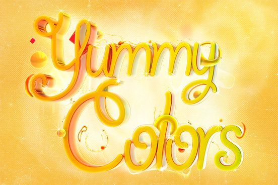 Yummy Color