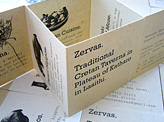 Zervas Business Card