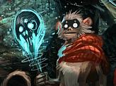 Baba Jaga and Sun Wukong