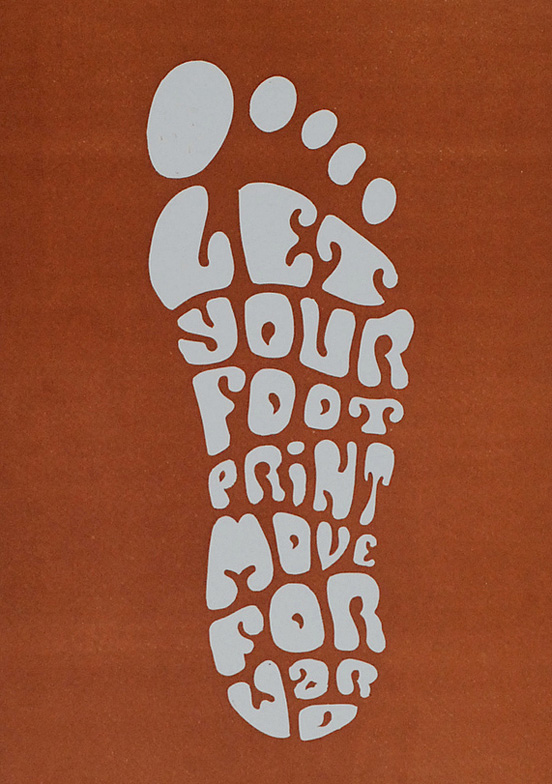 Let Your Foot