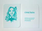 Lindsay Clayton Business Card