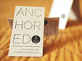 Anchored Art Business Card