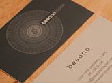 Besana Tapas Business Card