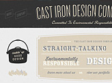 Cast Iron Design