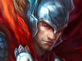 God of Thunder Detail
