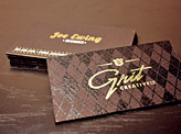 Grit Creative Co. Business Card