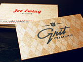 Grit Creative Business Card