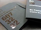 Solve Design Studio Business Card