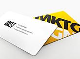 Mktg Dsgn Business Card