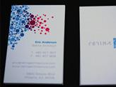 Retina Business Card