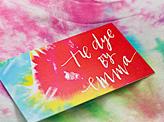 Tie Dye by Emma
