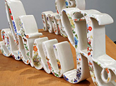 Ceramics Typography